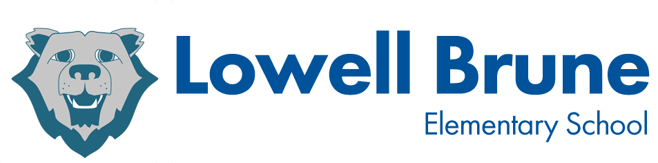 Lowell Brune Elementary School logo